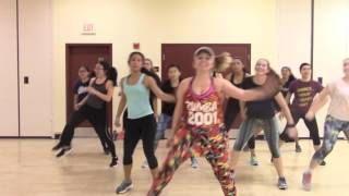 All Night- Chance the Rapper I ZUMBA I Dance Fitness