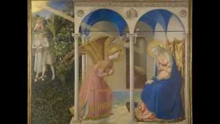 Fra Angelico, The Annunciation (Prado)