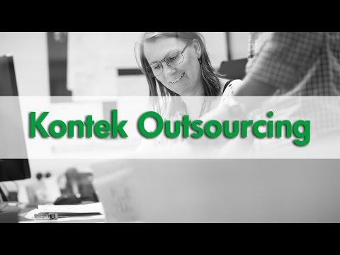 Outsourcing av lönehanteringen med Kontek