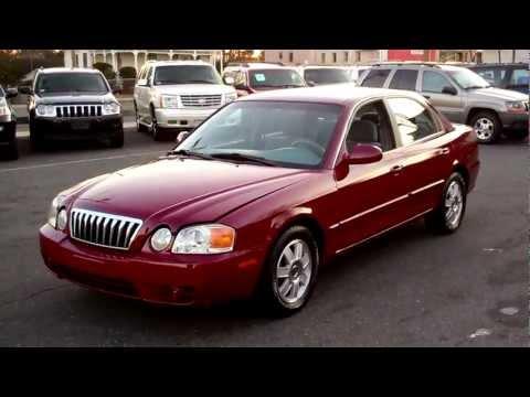 Ray Pearman Used Cars >> 2003 Kia Optima Problems, Online Manuals and Repair ...