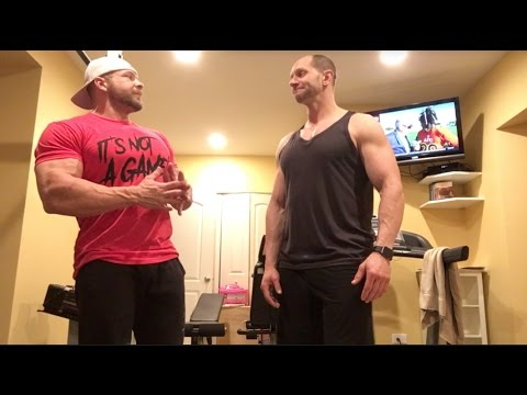 800 Rep Arm Workout at Home