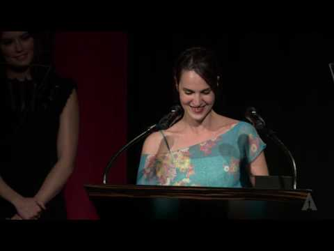 Maya Sarfaty, Foreign Documentary Gold Medal: 2016 Student Academy Awards