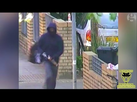 Shotgun Attack in London Caught on Camera | Active Self Protection