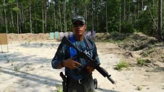 Arsenal (Bulgarian AK 74 5.45 x 39 mm) SLR 104 SBR