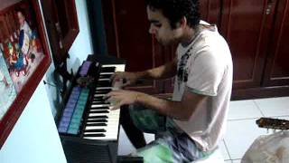 AMOR MAIOR by Thiago Paixao Masetti (teclado)