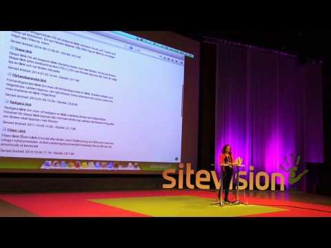 Trimma sök i SiteVision - Emma Melkersson - SiteVisiondagarna 2014
