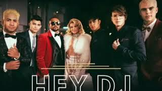HEY DJ- CNCO/MEGHAN TRAINOR FT SEAN PAUL (Adelanto de la canción)