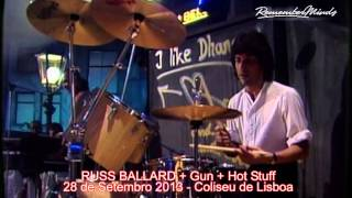 Russ Ballard  - I Can't Hear You No More ( Lisbon promotion )