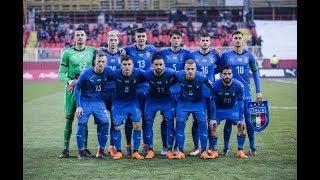 Highlights Under 21: Serbia-Italia 0-1 (27 marzo 2018)