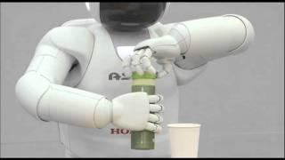 You Won't Believe What Honda ASIMO Robot Can Do