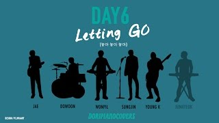 [Piano/Instrumental] DAY6 - 놓아 놓아 놓아 Letting Go