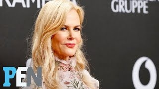 Nicole Kidman Opens Up About Dealing With Tom Cruise Divorce During Moulin Rouge Fame | PEN | People
