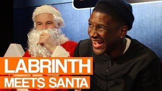 Labrinth meets Santa | Christmas Live