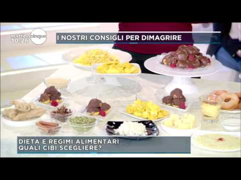 Mattino Cinque: Chiara Manzi spiega come mangiare sano con gusto