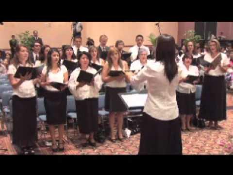 Apostol de distrito Leonard Kolb Sermon en Mexico Parte 8