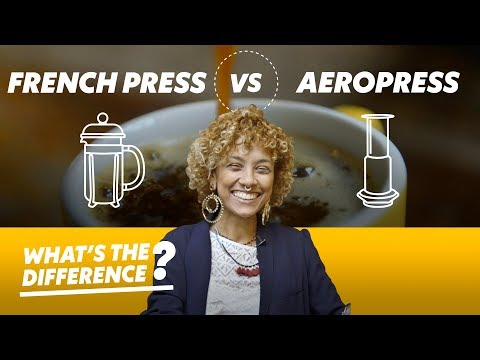 French Press vs. AeroPress Coffee — What's the Difference?