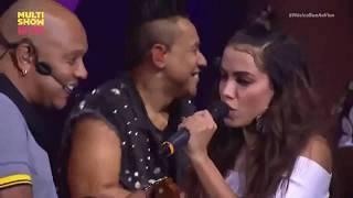 Cilada   Molejo e Anitta Música boa Ao Vivo 2017