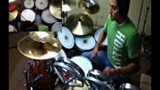"""Written In The Stars""- Tinie Tempah -*DRUM COVER* /Remix ft. Eric Turner (tiny)"