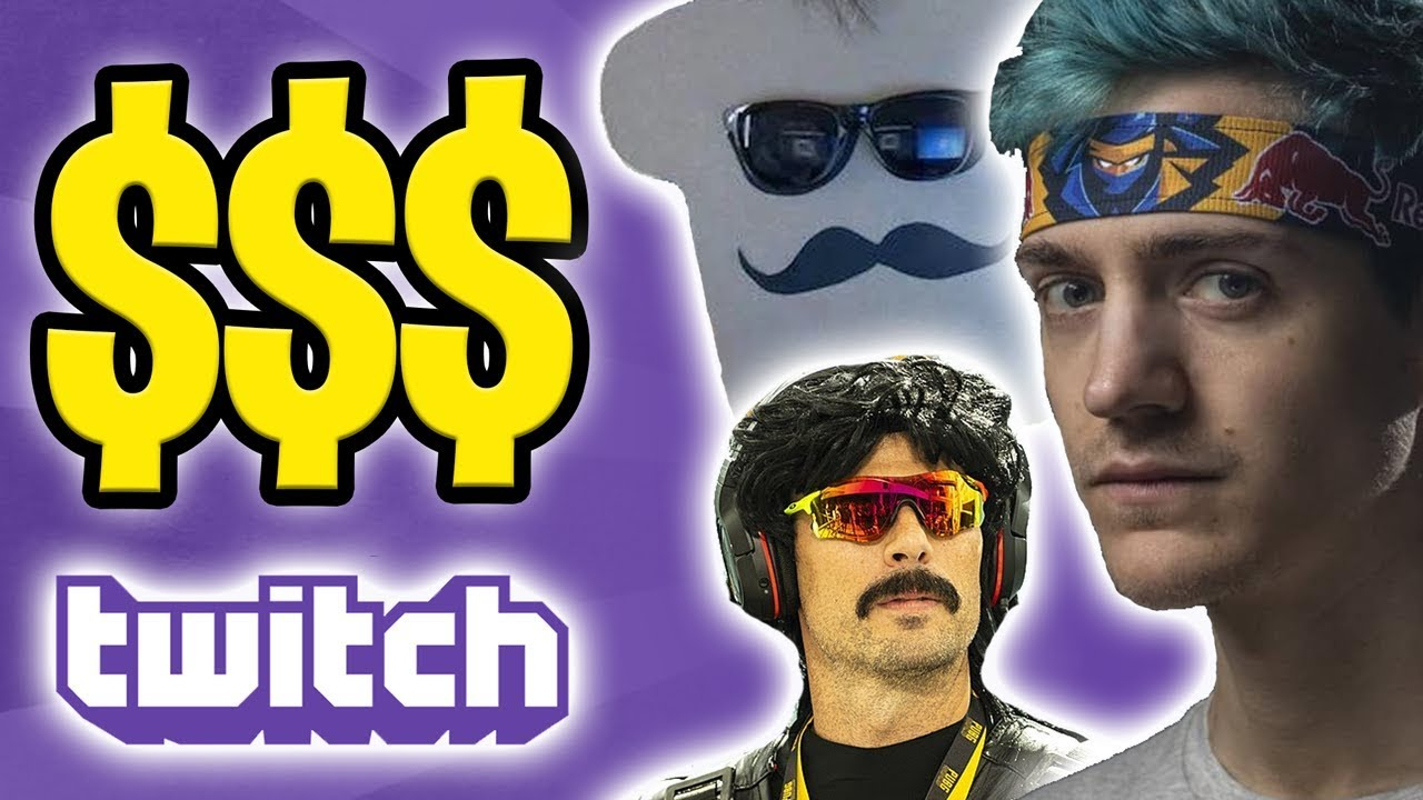 Top 10 Twitch Streamer Reveals How Much They Make From Donations, Ads, Subs And Sponsorships