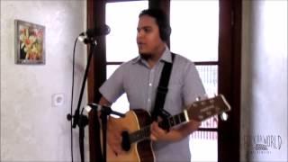 Hugo Alves (Maçã de Cesto) canta Ring of Fire de Johnny Cash | Influências