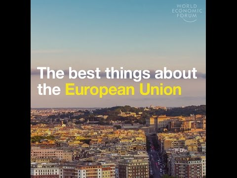 The best things about the European Union