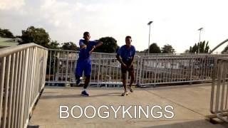 DJ Flex -Catch me outside Afro beat dance video by Boogykings