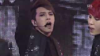 빅스 (VIXX) [다칠 준비가 돼 있어] @SBS Inkigayo 인기가요 20130217