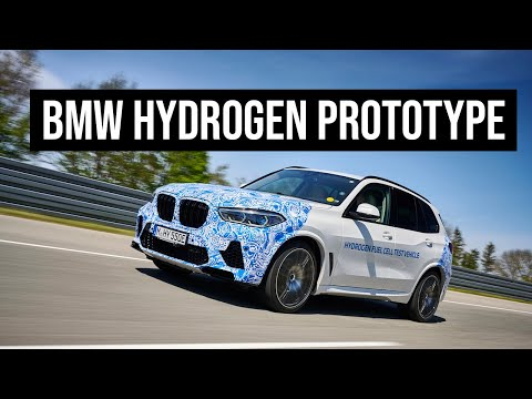 BMW X5 Hydrogen coming in 2022