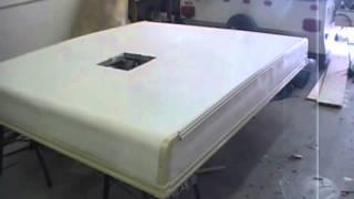 pop up camper roof repair PT6