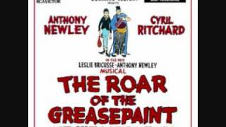 13 Who Can I Turn To? - The Roar of the Greasepaint, the Smell of the Crowd