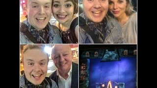 The Addams Family Press Night featuring Carrie Hope Fletcher!