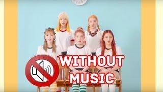 레드벨벳 Red Velvet - Russian Roulette (MV Without Music) width=