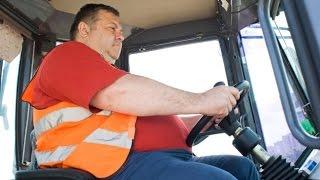 Die Trucker - Immer gegen die Uhr [Doku LKW-Fahrer 2015]