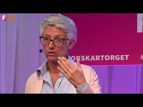 Forskartorget 2016: Anna Nyberg - Så påverkas hälsan av att bli befordrad