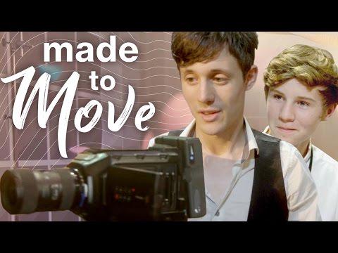 Kurt Hugo Schneider   Made to Move Ep. 1  Filmmaking