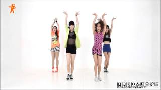 [Mirrored Dance] Falling in Love- 2NE1