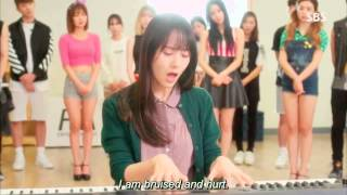 [EngSub] Krystal Jung - All Of A Sudden cut My Lovely Girl