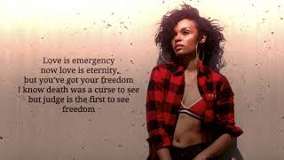 "Empire Cast - ""Freedom"" lyrics ft. Sierra McClain"
