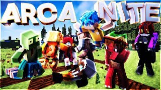 Arcanite vs Allegiant [Badlion ClanWar]