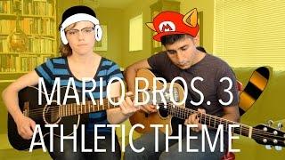 Super Mario Bros. 3 - Athletic (Acoustic Cover)