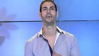 Nenad Ceranic - Nek' pricaju ljudi - Subotom u tri - (BN televizija 2013)