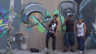 The Criminal's 813 (EN LA VAGANCIA) - VIDEO OFICIAL - Kuartel Reckord's 2016