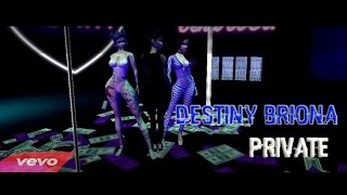 Destiny Briona -Private ( IMVU MUSIC VIDEO )