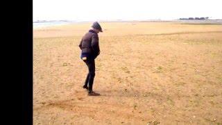 Ganza na areia (Xiribita)