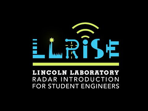 Lincoln Laboratory - Radar Introduction for Student Engineers