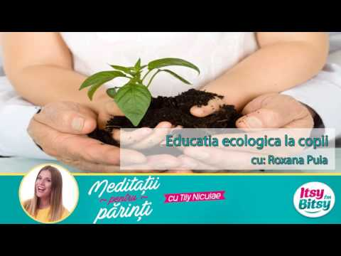 Educatia ecologica la copii