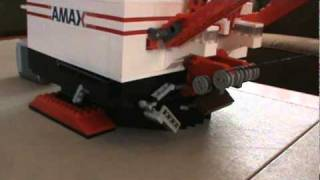 Delta 3270w Walking Dragline LEGO #2
