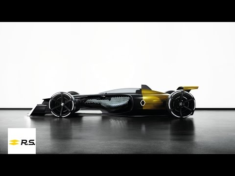 R.S. 2027 Vision - Paths of innovation I Renault Sport