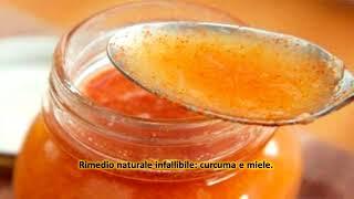 Rimedio naturale infallibile: curcuma e miele