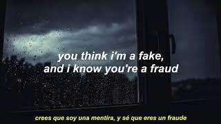 lurk - the neighbourhood | lyrics (español e ingles)